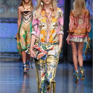 【时尚服饰】时尚服饰品牌设计及搭配 女性时尚服饰