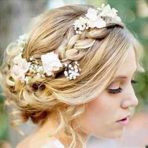 教你100种扎头发方法 教潮女孩扎100种头发 教你扎100种头发图片
