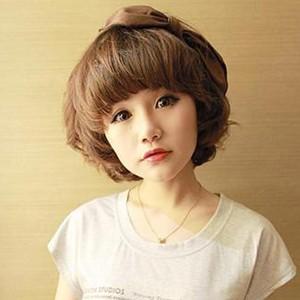 各种脸型和发型搭配图片马上有气质