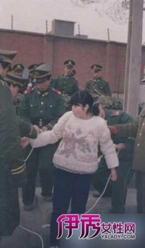 揭秘10位史上最美女死囚死因 竖